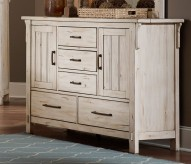 Terrace Antique White Dresser Available Online in Dallas Fort Worth Texas