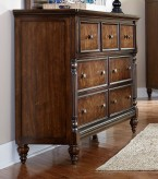 Verlyn Cherry Dresser Available Online in Dallas Fort Worth Texas