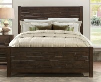 Homelegance Bowers Brown Queen Bed Available Online in Dallas Fort Worth Texas