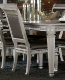 Homelegance Bevelle Silver Side... Available Online in Dallas Fort Worth Texas