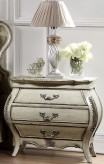 Elsmere Antique Grey Nightstand Available Online in Dallas Fort Worth Texas