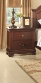 Homelegance Lucida Cherry Night Stand Available Online in Dallas Fort Worth Texas