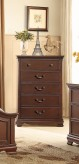 Homelegance Lucida Cherry Chest Available Online in Dallas Fort Worth Texas
