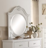 Homelegance Lucida White Mirror Available Online in Dallas Fort Worth Texas