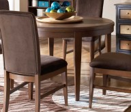 Homelegance Beaumont Brown Cherry Round Dining Table Available Online in Dallas Fort Worth Texas