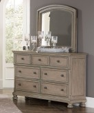 Homelegance Bethel Grey Mirror Available Online in Dallas Fort Worth Texas