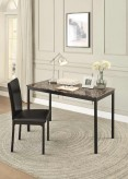 Homelegance Tempe Dark Brown Wr... Available Online in Dallas Fort Worth Texas