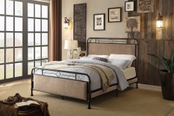 Homelegance Tayton Queen Platform Metal Bed Available Online in Dallas Fort Worth Texas