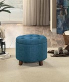 Homelegance Cleo Blue Storage O... Available Online in Dallas Fort Worth Texas