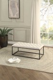 Homelegance Destry Beige Bench Available Online in Dallas Fort Worth Texas