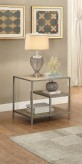 Homelegance Xaria Brown End Table Available Online in Dallas Fort Worth Texas
