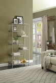 Homelegance Xaria Brown Etagere Cabinet Available Online in Dallas Fort Worth Texas
