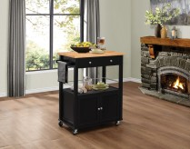 Homelegance Denham Black Kitche... Available Online in Dallas Fort Worth Texas