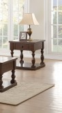 Homelegance Reid Cherry End Tab... Available Online in Dallas Fort Worth Texas