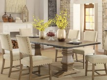 Homelegance Veltry Rectangular Dining Table Available Online in Dallas Fort Worth Texas