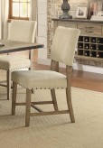 Homelegance Veltry Side Chair Available Online in Dallas Fort Worth Texas