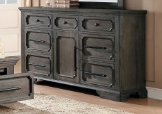 Toulon Dark Oak Dresser Available Online in Dallas Fort Worth Texas