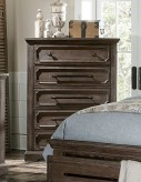 Toulon Dark Oak Chest Available Online in Dallas Fort Worth Texas