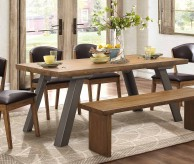 Homelegance Hobson Dining Table Available Online in Dallas Fort Worth Texas
