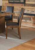 Homelegance Tod Brown Side Chair Available Online in Dallas Fort Worth Texas