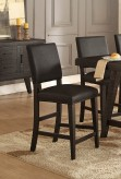 Homelegance Fenwick Dark Grey Counter Height Chair Available Online in Dallas Fort Worth Texas