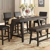 Homelegance Fenwick Dark Gray Counter Height Table Available Online in Dallas Fort Worth Texas