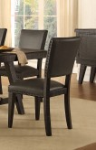 Homelegance Fenwick Dark Gray Side Chair Available Online in Dallas Fort Worth Texas