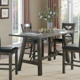 Homelegance Seaford Counter Height Table Available Online in Dallas Fort Worth Texas