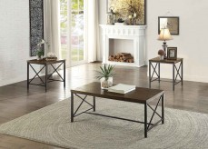 Homelegance Sage 3pc Occasional Table Set Available Online in Dallas Fort Worth Texas