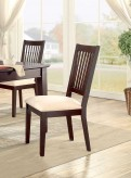 Homelegance Timber Forge Cherry Side Chair Available Online in Dallas Fort Worth Texas