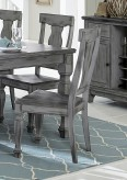Homelegance Fulbright Grey Side... Available Online in Dallas Fort Worth Texas