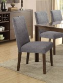 Homelegance Fielding Brown Side Chair Available Online in Dallas Fort Worth Texas