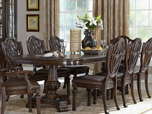 Homelegance Chilton Cherry Dining Table Available Online in Dallas Fort Worth Texas