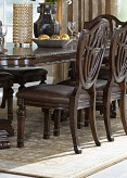 Homelegance Chilton Cherry Side... Available Online in Dallas Fort Worth Texas