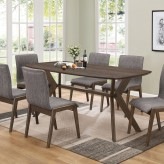 Coaster McBride Brown Dining Table Available Online in Dallas Fort Worth Texas