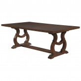Coaster Glen Cove Antique Java Dining Table Available Online in Dallas Fort Worth Texas