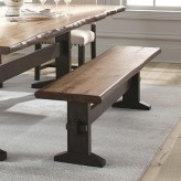 Coaster Burnham Two-Tone Dining... Available Online in Dallas Fort Worth Texas