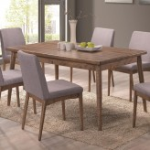 Coaster Pasquil Latte Dining Table Available Online in Dallas Fort Worth Texas