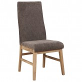 Coaster Kingston Grey Parson Chair Available Online in Dallas Fort Worth Texas