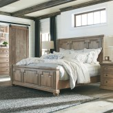 Florence Solid Pine Queen Bed Available Online in Dallas Fort Worth Texas