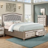 Bling Queen Bed Available Online in Dallas Fort Worth Texas