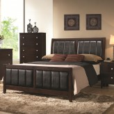 Carlton Cal King Bed Available Online in Dallas Fort Worth Texas