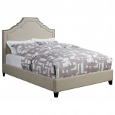 Coaster Cantillo King Upholstered Platform Bed Available Online in Dallas Fort Worth Texas