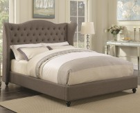 Newburgh Grey King Bed Available Online in Dallas Fort Worth Texas