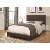 Coaster Boyd Brown Twin Bed Available Online in Dallas Fort Worth Texas