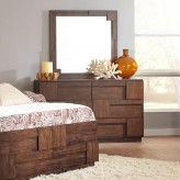 Coaster Gallagher Golden Brown Dresser Available Online in Dallas Fort Worth Texas