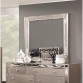 Coaster Leighton Metallic Mercury Mirror Available Online in Dallas Fort Worth Texas