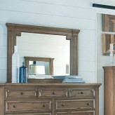 Coaster Florence Solid Pine Mirror Available Online in Dallas Fort Worth Texas