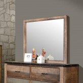 Coaster Sembene Multicolor Mirror Available Online in Dallas Fort Worth Texas
