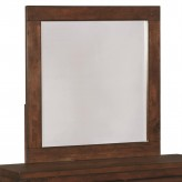 Coaster Artesia Dark Cocoa Mirror Available Online in Dallas Fort Worth Texas